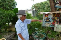 'Công trình nghệ thuật' trên núi hơn 10 năm mới xong của cụ ông Hà Nam
