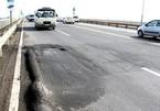 Bộ GTVT cam kết sửa mặt cầu Thăng Long 10 năm mới hỏng