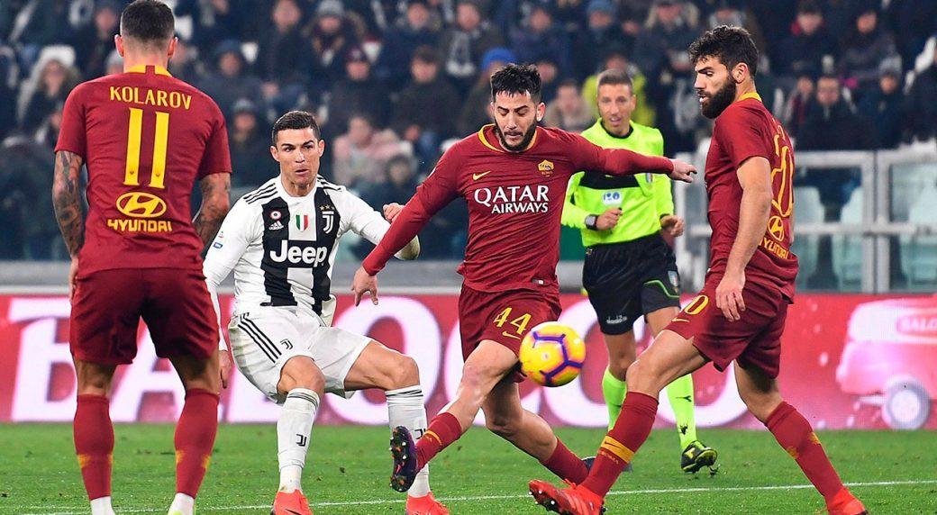 Lịch thi đấu bóng đá Serie A vòng 38