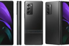 Galaxy Z Fold 2 bị rò rỉ ảnh thực tế
