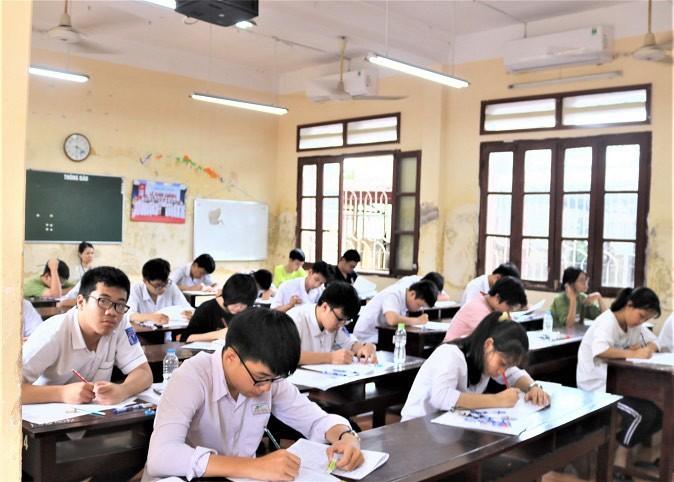 Hải Phòng công bố điểm thi vào lớp 10