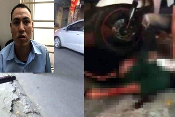 Đòi cắt đứt quan hệ, 9X bị đâm gục trên đường ở Hà Nội