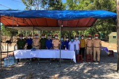 Năm ca nhiễm Covid-19 ở Quảng Nam: Bán hàng, dự đám tang, đi nhiều nơi