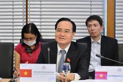 Bộ trưởng Phùng Xuân Nhạ đề nghị thúc đẩy chuyển đổi số trong giáo dục