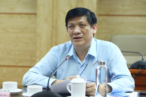 Quyền Bộ trưởng Y tế: Việt Nam có thể xét nghiệm 31.000 mẫu/ngày