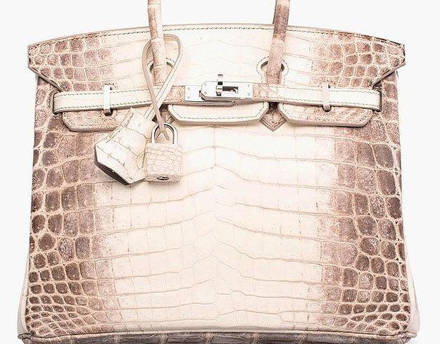 7 tỷ đồng cho một túi xách Hermes làm bằng da cá sấu