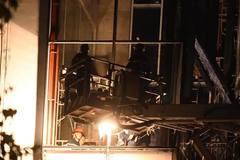 Nạn nhân thứ tư vụ sập giàn giáo ở phố Nguyễn Công Trứ đã tử vong