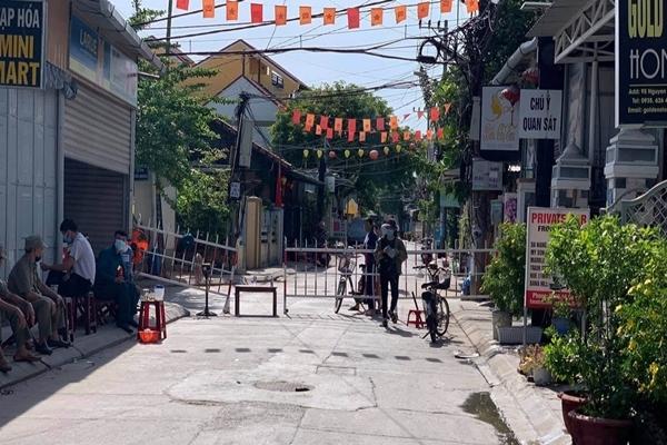 Quảng Nam tiếp tục cách ly xã hội 5 huyện, thị xã từ 0h ngày 1/8
