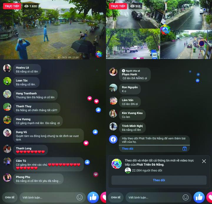 Cách xem trực tiếp các tuyến đường phong tỏa tại Đà Nẵng