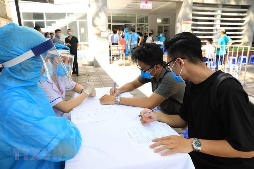Hanoi,covid-19 pandemic,coronavirus news vietnam