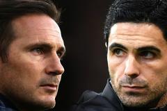 Chelsea đấu Arsenal: Lampard thách thức lịch sử