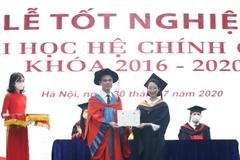 Những sinh viên đầu tiên tốt nghiệp ngành Truyền thông doanh nghiệp
