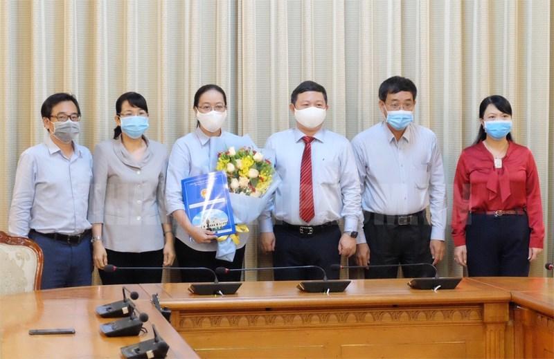 Chủ tịch UBND quận 4 làm Bí thư Huyện ủy huyện Bình Chánh