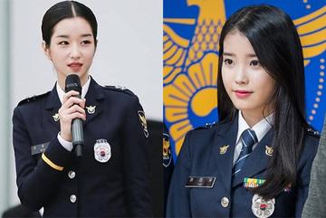 Bật mí các 'sao' từng được bổ nhiệm làm cảnh sát danh dự