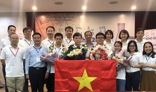 vietnamese students,vietnam talents
