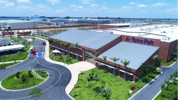 Tập đoàn lớn xây công trình xanh để phát triển bền vững