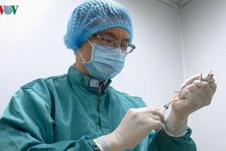 COVID-19 strain found in Da Nang won't impact Vietnamese vaccine study
