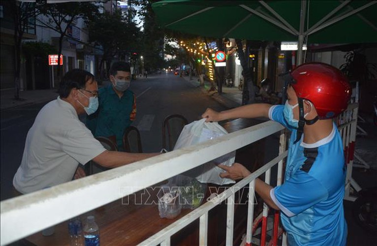Da Nang streets deserted as social distancing reapplied