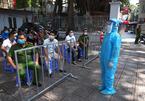 Hà Nội đã lấy mẫu xét nghiệm 53.000 người về từ Đà Nẵng