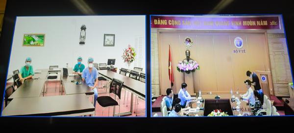 Ecopark tiếp sức đội ngũ y tế tuyến đầu chống dịch ở BV C Đà Nẵng