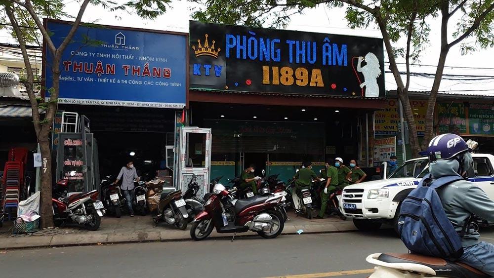 Lại thêm 28 người Trung Quốc nhập cảnh trái phép vào TP.HCM