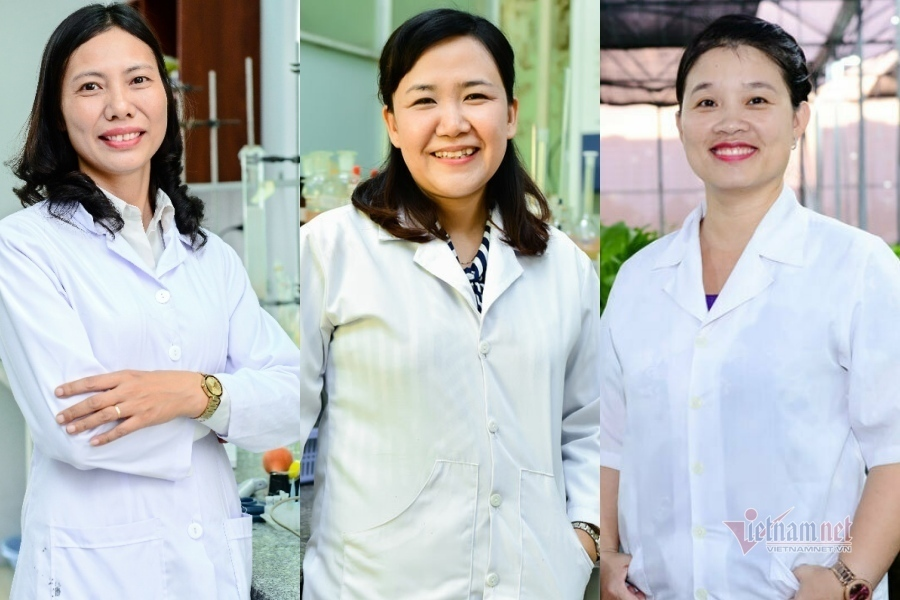 VN female researcher uses fuel cells for renewable energy
