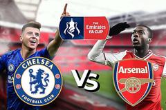 Chung kết FA Cup Chelsea vs Arsenal: Thử thách cực đại