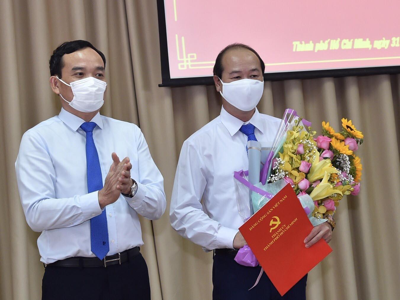 Ông Nguyễn Quyết Thắng làm Bí thư Huyện ủy Củ Chi