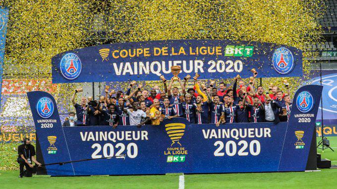 Thắng luân lưu Lyon, PSG hoàn tất 'cú ăn ba'