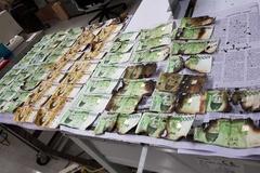Người Hàn Quốc bỏ tiền vào lò vi sóng, máy giặt vì sợ Covid-19