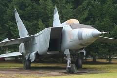 Sự thật về tiêm kích MiG-25 Liên Xô chuyên diệt oanh tạc cơ siêu thanh