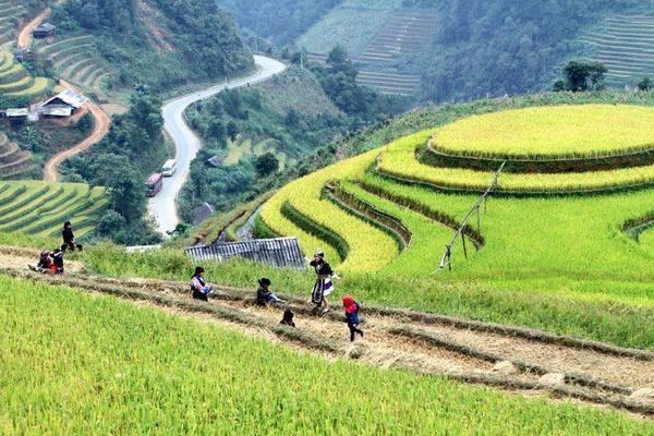 Hoàng Su Phì tập trung cải thiện tiêu chí thu nhập