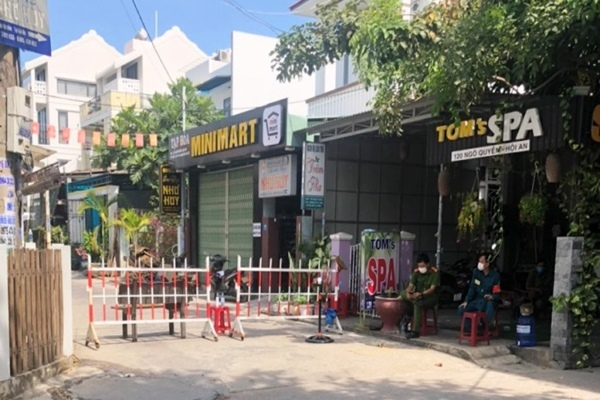 Lịch trình đi lại nhiều nơi của 5 ca mắc Covid-19 mới ở Quảng Nam