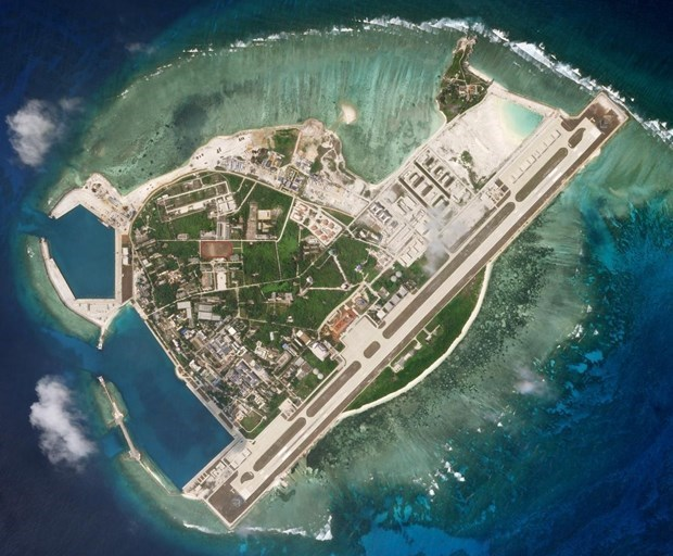 Malaysia rejects China's claim to maritime features in East Sea
