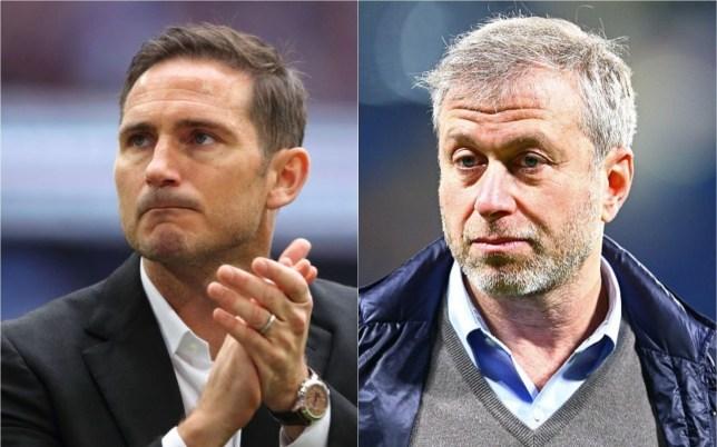 Lampard lên tiếng về sự 'lạnh nhạt' của ông chủ Abramovich