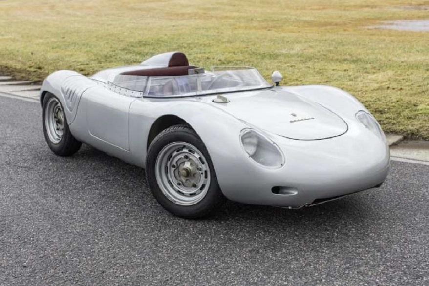 Chín mẫu xe đắt giá nhất tại phiên đấu giá trực tuyến Monterey 2020