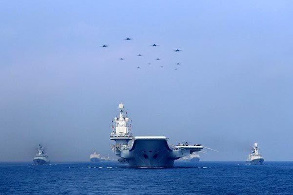 """Trung Quốc thay đổi thuật ngữ hàng hải từ """"ngoài khơi"""" thành """"ven biển"""""""