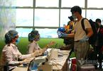 Lượng người từ Đà Nẵng về Hà Nội thống kê được trên 72.000 người