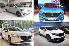 Vừa ra mắt, mở bán nhiều ô tô mới đã giảm giá, ưu đãi hấp dẫn