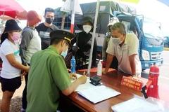 Năm ca mắc Covid-19 mới ở Quảng Nam đều từng vào bệnh viện Đà Nẵng
