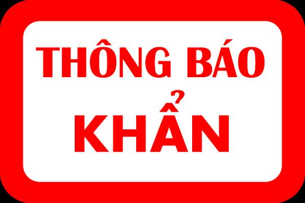 Thông báo khẩn tìm người trên chuyến bay VN7198 từ Đà Nẵng ra Hà Nội