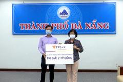 Hai doanh nghiệp của ông Đỗ Minh Phú ủng hộ Đà Nẵng 4 tỷ đồng