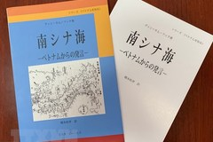 Book on Vietnamese sea, islands published in Japan