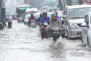 Bão số 2 áp sát Ninh Bình đến Nghệ An, nhiều nơi mưa to