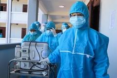 Ca mắc Covid-19 ở Quảng Ngãi bán hàng ở công viên, tiếp xúc gần bệnh nhân 517