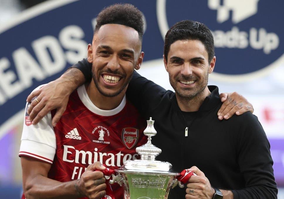 Arsenal thở phào, Aubameyang đồng ý gia hạn 3 năm