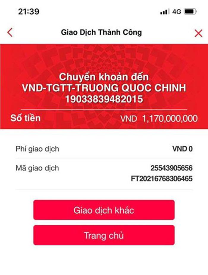 Xôn xao đấu giá online mầm lan huyền thoại Bướm Đại Ngàn 11,7 tỷ