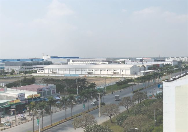 industrial zones in vietnam,FDI