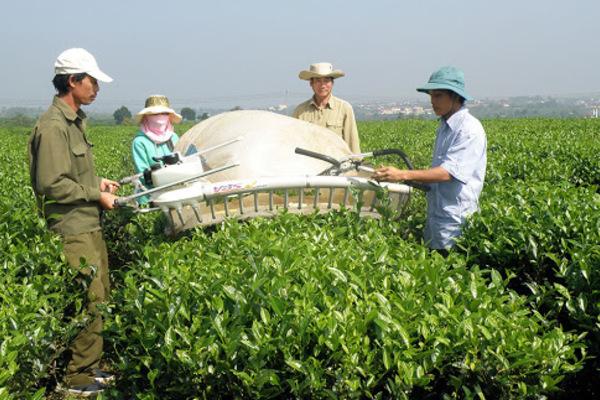 Đẩy ứng dụng công nghệ cao, giúp nông dân cải thiện thu nhập