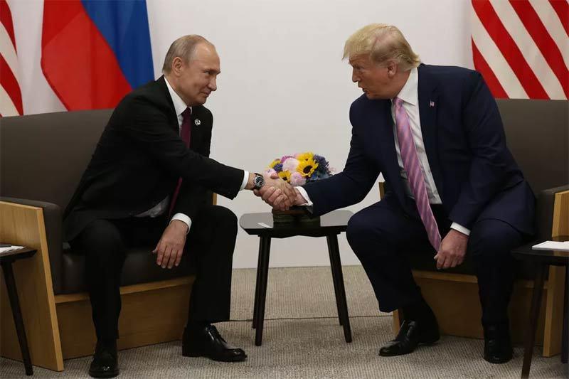Rút quân khỏi Đức là món quà ông Trump dành cho Tổng thống Putin?